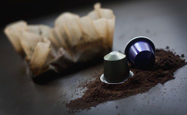 Nespresso vereint erstmals Shop und Café.
