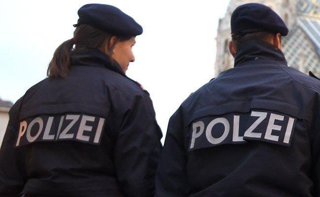 Polizisten im 20. Bezirk haben einen Drogendeal beobachtet.