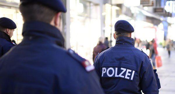 In der Einkaufsstraße in Wien-Neubau konnten die Schüler überführt werden.