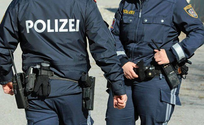 Die Polizei musste den Verletzten festnehmen.