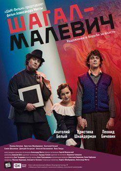 Chagall-Malewitsch – Informationen zum Film