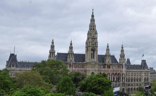 Am 24. April trifft sich das Stadtparlament Wien im Rathaus.