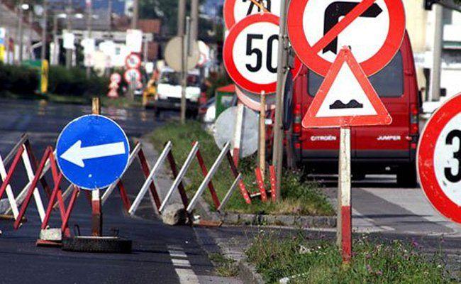 Knoten Prater: Umbauarbeiten im über das verlängerte Wochenende