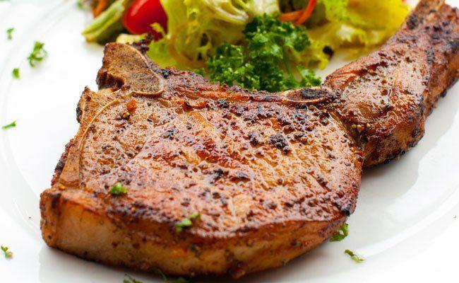 Bei den Österreichern höchst beliebt: Kotelett