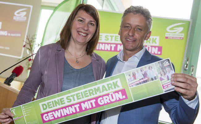 Die Grünen haben bereits mit dem Wahlkampf begonnen.