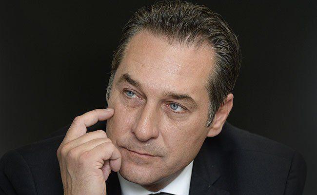 Heinz-Christian Strache ist ein Gegner des Rauchverbots