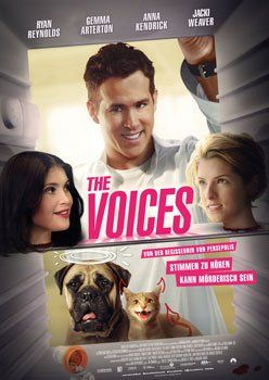 The Voices – Trailer und Kritik zum Film