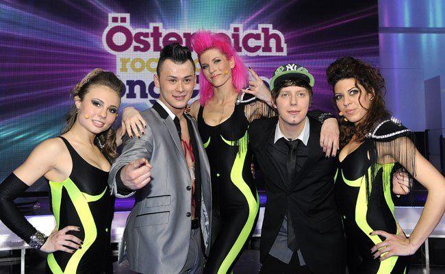 Die Trackshittaz haben den Song Contest für Österreich nicht sonderlich gerockt.