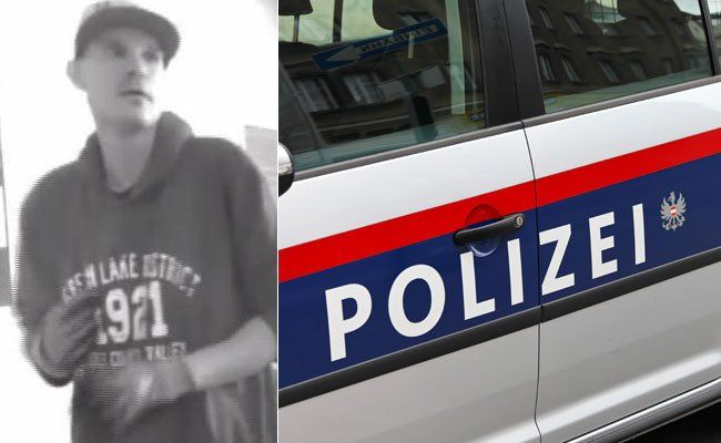 Dieser Mann wird von der Polizei gesucht.