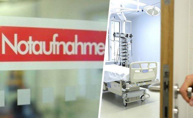 Zwei Personen wurden mit einer schweren bakteriellen Vergiftung ins Spital gebracht.