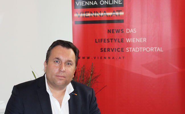 BZÖ Wien-Chef zu Gast bei VIENNA.at.