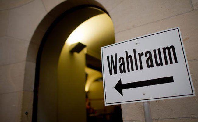 Weniger Wahlberechtigte in der Steiermark.