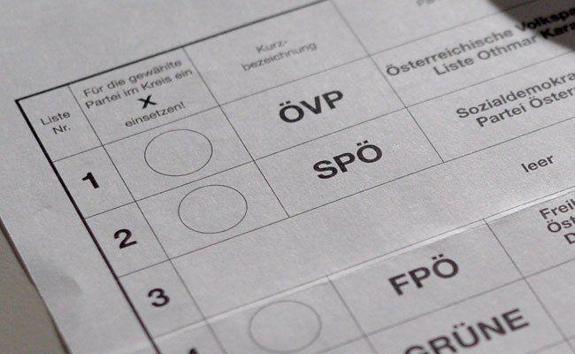 Am 31. Mai 2015 wird in der Steiermark gewählt.