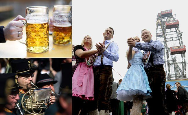 Im Prater wird vom 24. September bis 11. Oktober 2015 das Wiener Wisen-fest gefeiert.
