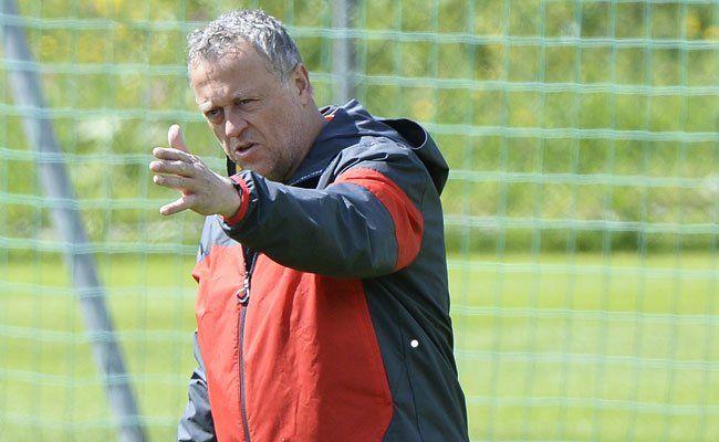 Franz Wohlfahrt sucht einen neuen Trainer für die Wiener Austria.