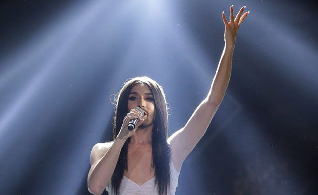 Conchita Wurst war die Hauptperson des Konzerts in London.