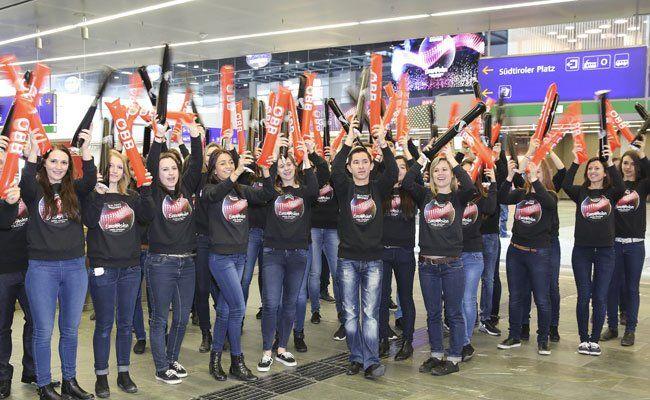 Die ÖBB sind Kooperationspartner des Eurovision Youth Contests.