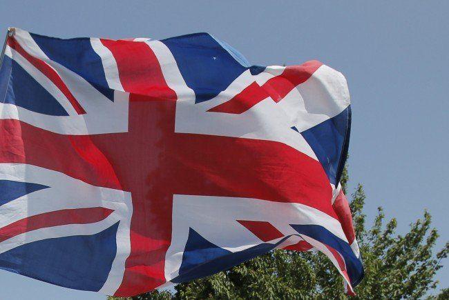 """Ein """"Spionage-Häuschen"""" auf der britischen Botschaft sorgt für Schlagzeilen."""