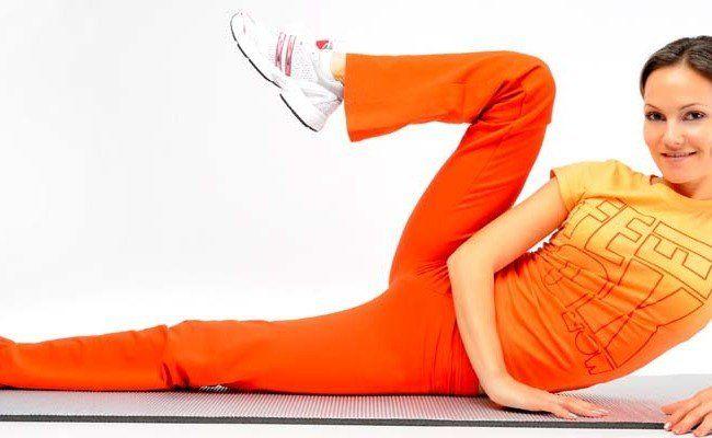 Pilates Übungen für zu Hause