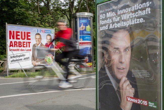 65.696 Wahlkarten wurden für die Steiermark-Wahl ausgegeben.