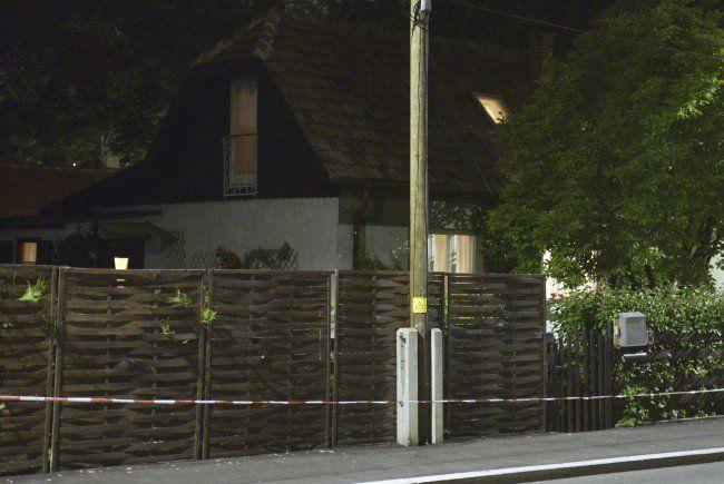 Offenbar Doppelmord in Wien-Donaustadt