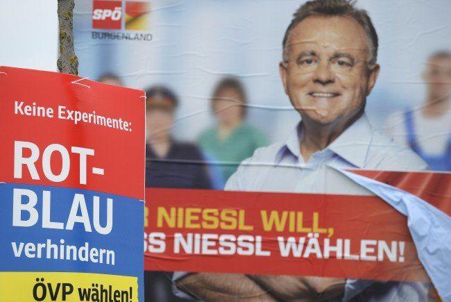Infos, Hochrechnung und Ergebnis: LIVE-Ticker zur Burgenland-Wahl 2015.