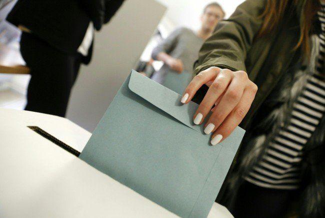 Am Freitag konnte bereits für die Landtagswahl in der Steiermark abgestimmt werden.