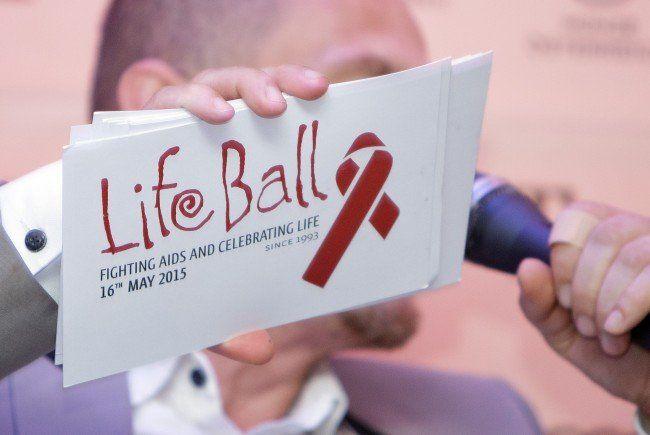 Der Life Ball findet jährlich in Wien statt