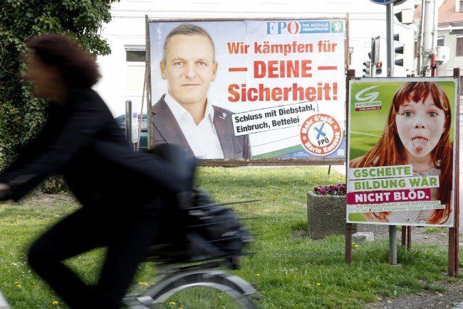 Das sind die SPitzenkandidaten der Landtagswahl in der Steiermark am 31. Mai 2015.