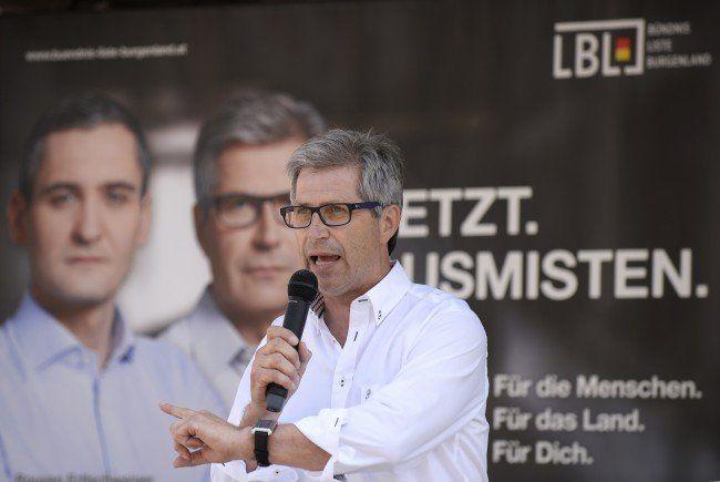 Das Bündnis Liste Burgenland will bei der Landtagswahl im Burgenland etwas verändern.