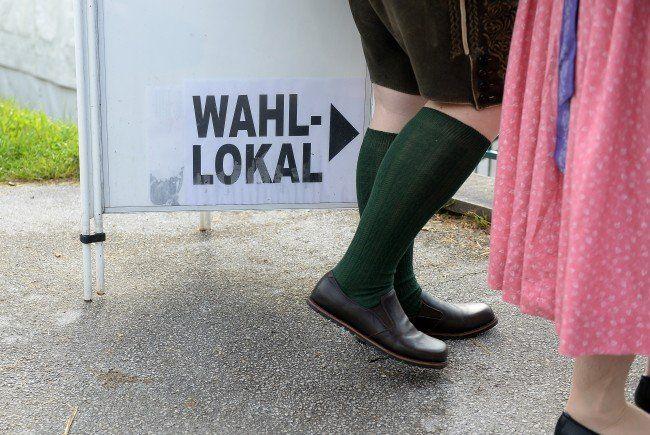 Das ist die erste Hochrechnung zur Steiermark-Wahl 2015.