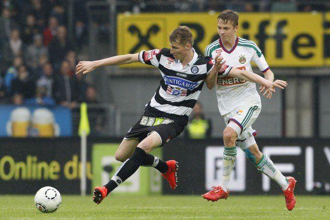 Die Stimmen zum Spiel: Sturm Graz und Rapid Wien trennten sich mit 2:2.
