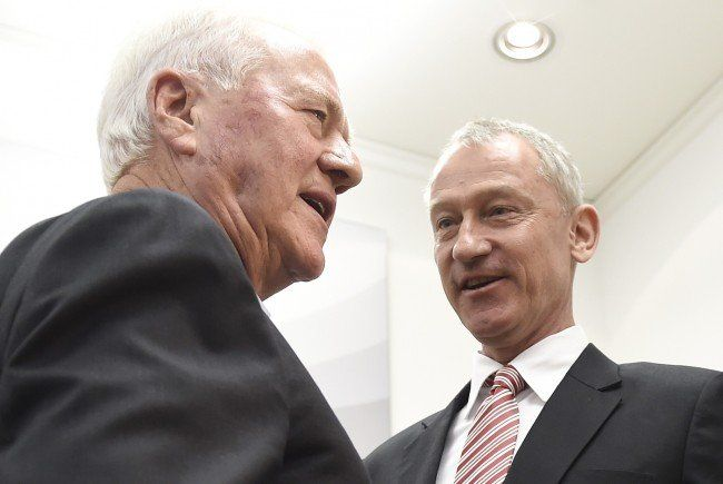 Team Stronach: Wolfgang Auer soll noch am Mittwoch als Vize-Parteichef abgewählt werden.