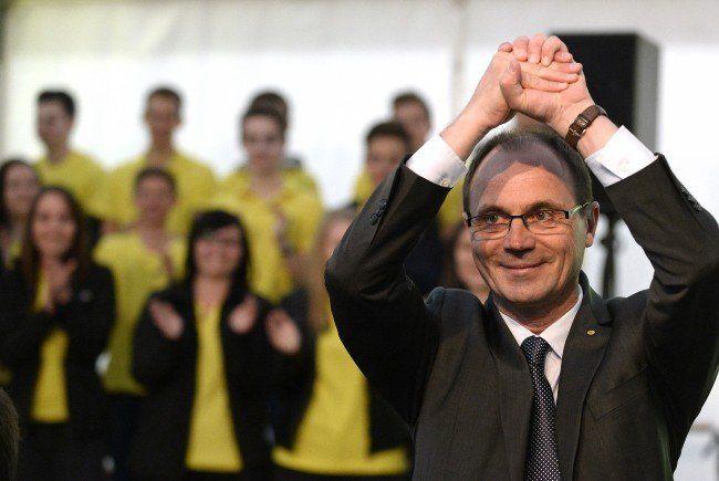 ÖVP-Spitzenkandidat Franz Steindl geht zuversichtlich in die Landtagswahl im Burgenland.