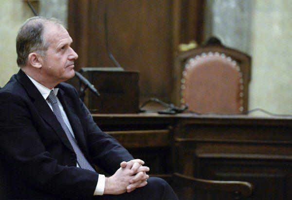 Ernst Strasser hatte Haftstrafe im November 2014 angetreten