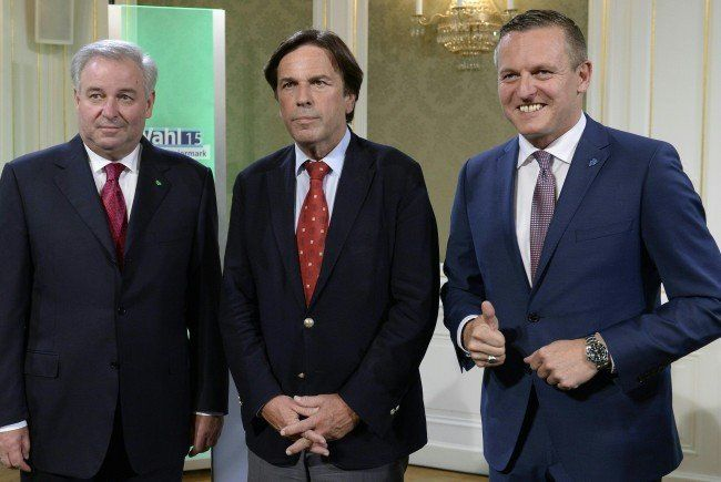 Das vorläufige Ergebnis der Steiermark-Wahl 2015 steht fest.