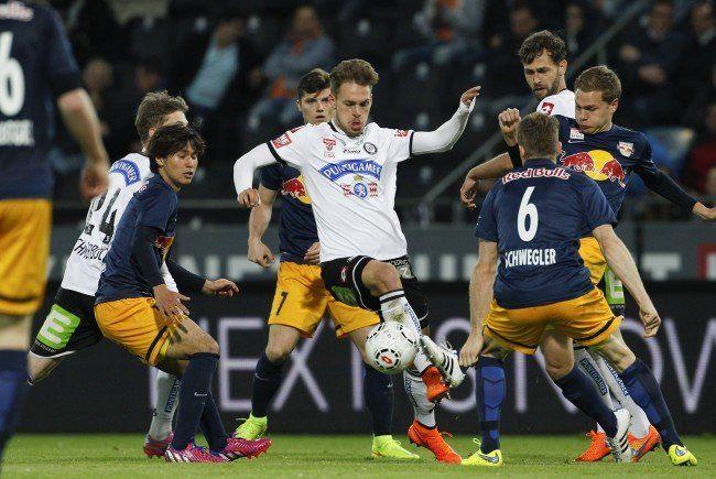 "Sturm-Salzburg 3 - Salzburg erfüllte ""Minimalziel"""