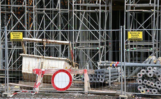 In Leopoldstadt kam es zu einem Arbeitsunfall