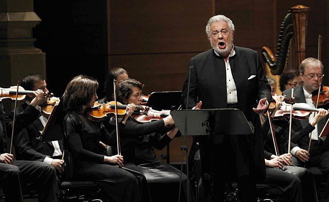 Placido Domingo sang am 30. April noch in Barcelonah