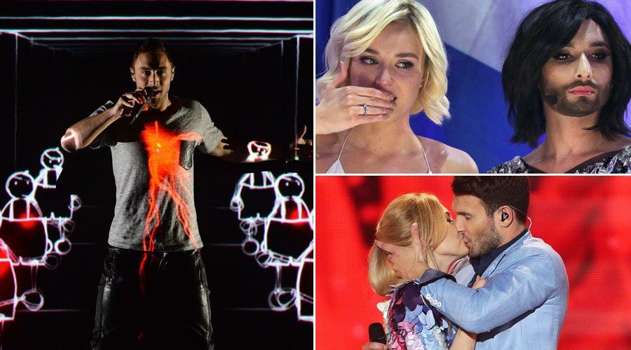 Die Highlights des ESC