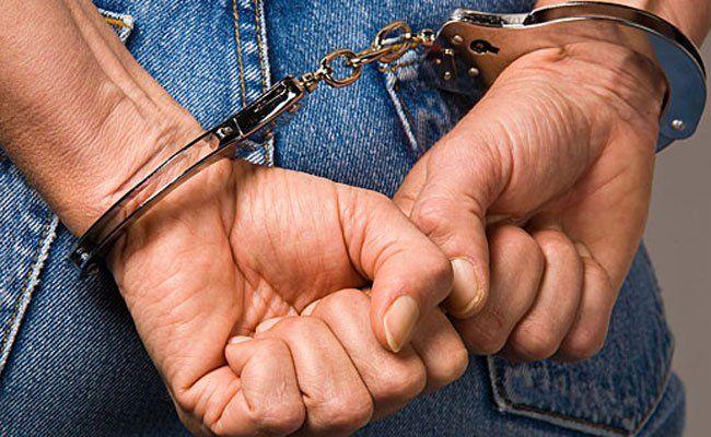 Der mutmaßliche Drogenhändler wurde festgenommen.