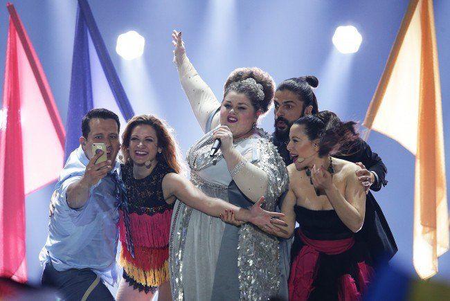 Die serbischen ESC-Kandidatin Bojana Stamenov