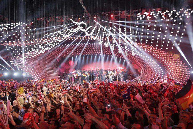 Die Ausrichtung des Song Contests wird den ORF vermutlich weniger kosten als geplant.