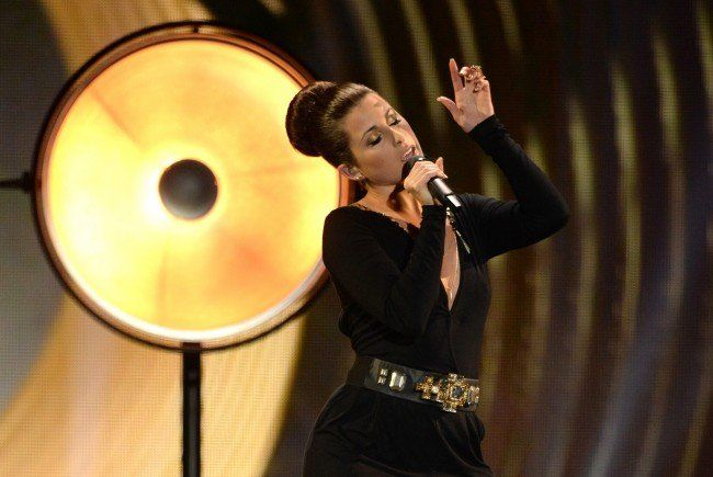 60. Song Contest - Ann Sophie will trotz Pleite weiter Musik machen