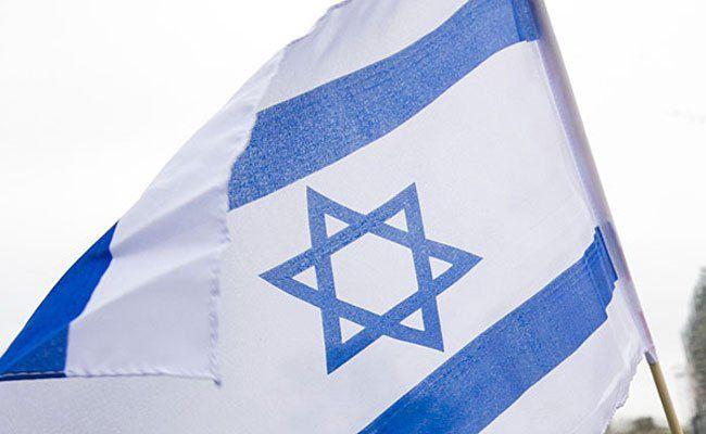 Eine Israel-Flagge war Auslöser für einen Streit.