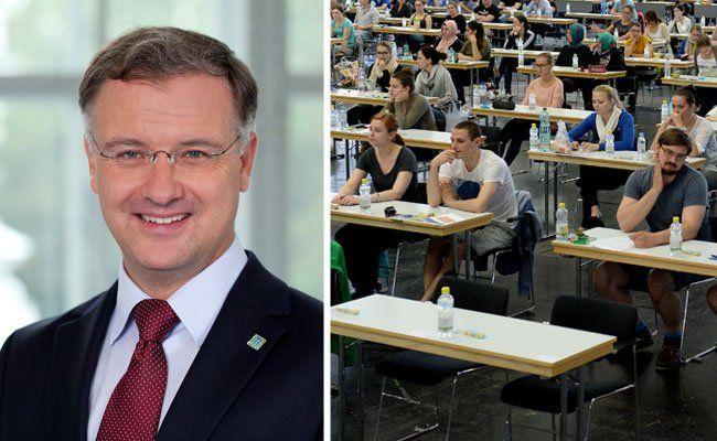 Markus Müller, der neue Rektor der Medizinischen Universität Wien ab 1. Oktober 2015