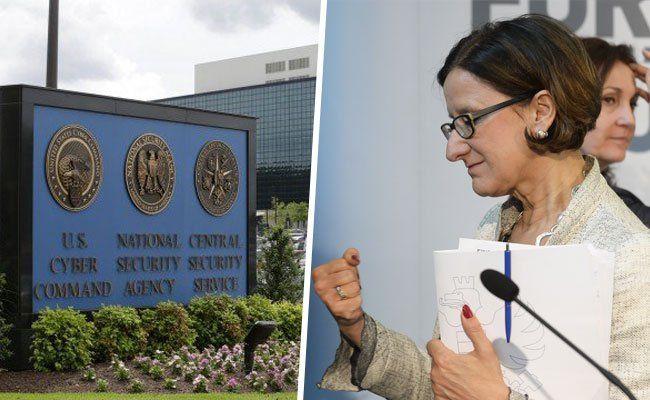Johanna Mikl-Leitner verkündete ihre Pläne in Bezug auf mögliche NSA-Spionage