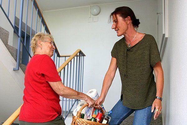 """Um ein gutes Verhältnis zu seinen Nachbarn geht es beim """"Tag der Nachbarschaft"""""""