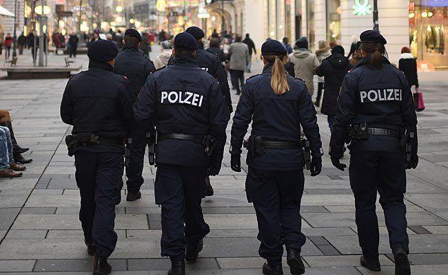 Polizisten stellten einen Mann, der Drogen rauben wollte