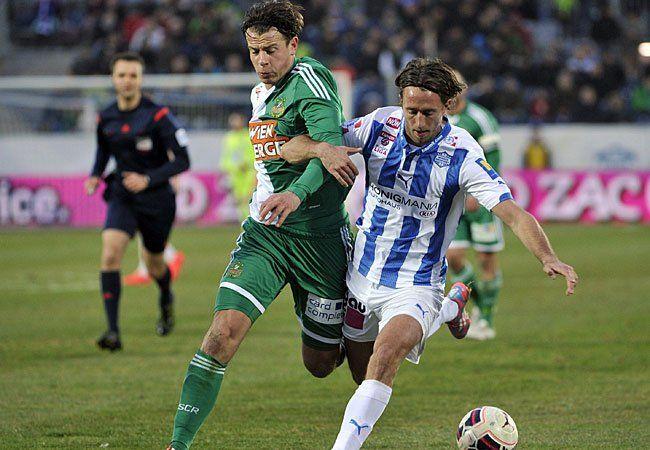 Rapids Ziel im letzten Saison-Heimspiel: Sieg gegen Neustadt